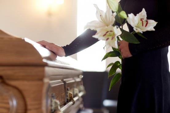 fleuriste pour enterrement